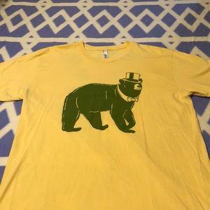 Common Grounds Bear Shirt!